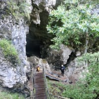 洞窟と空 @Mammoth Cave 〜by空倶楽部