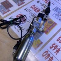 中古CO2レギュレーターセット