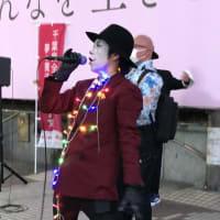河合ゆうすけさん、渋谷で遊説最終日はスタートからテンション高め?