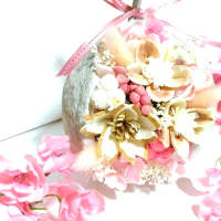 桜 香る※。.:*:・'° 「春色~桜~」  ブッダナッツアレンジメント