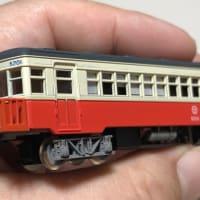 北陸鉄道能登線キハ5201   鉄コレを仕上げる