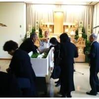 朽木寒三先生の葬儀 「馬賊戦記」の朽木先生が安らかに永眠されました。