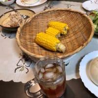 出かけた日の晩御飯