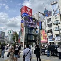 緊急事態宣言解除直前の新宿へ〜頭皮マッサージの気持ち良さ!〜