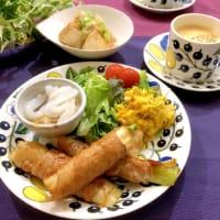 低糖質朝ごはんワンプレート 野菜のポタージュ