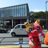 「原宿駅」新駅舎