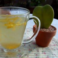 手作り柚子茶
