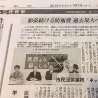<2月28日共同記者会見・院内集会の模様が東京新聞で報道されました>
