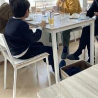 フリースクールRaumラウム カフェにいく