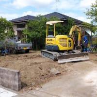 Newプロジェクト!価値ある不動産を再生する+α!! いすみ市刈谷『 かりやの平屋 』⌂Made in 外房の家。まずは外溝工事から開始しました!