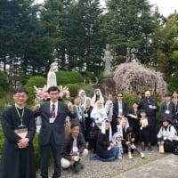 聖ピオ十世会日本は恒例の秋田への巡礼にご招待申し上げます。2020年5月3日(日)夕方に現地到着~5月6日(水)お昼まで