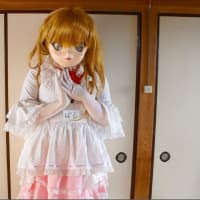 [着ぐるみでお祭り] 江古田ナイトバザール、サンバのお姉さん
