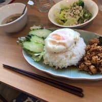 今日のランチ(タイ料理)