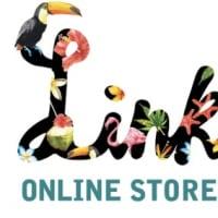 LinkyのロンTとシェルパーカーをオンラインストアで購入