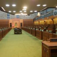 国会議事堂とTerry Fox