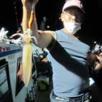 7/24(土)本日はマイカ釣り皆様各自でお好きな釣りされてヒット棚等情報も言えず写真も少ないですσ(^_^;)アセアセ...