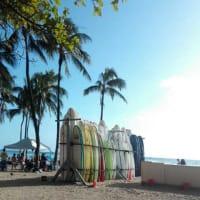 ハワイ旅行に行くと元気になる。