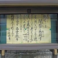 永福町泉谷山大園寺