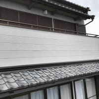 *A様邸 断熱遮熱ガイナ外壁塗装*