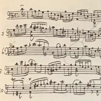 バッハのフランス組曲を無伴奏チェロで
