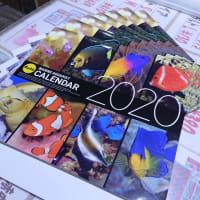 マリンアクアリストカレンダー2020