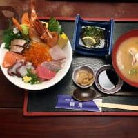 海鮮丼は、やっぱり磯料理「網元(あみもと)」