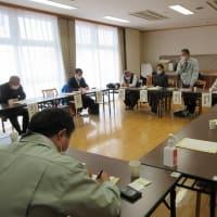 小瀬菜大根販売実績検討会を開催しました
