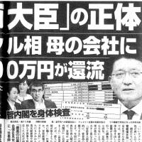 自民党ネトサポのドン、平井デジタル庁担当大臣が政治資金8100万円不正の疑い。マイナンバーを国民の預貯金に紐づけるならまず自分の財産からにしなさい(笑)。