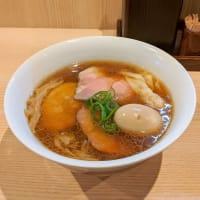 淵野辺 中村麺三郎商店 特製醤油らぁ麺