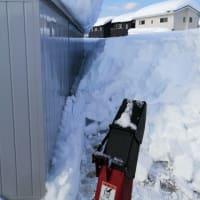 上越市×大雪×除雪