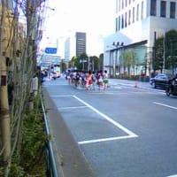 箱根駅伝。