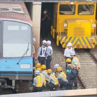 横浜市営地下鉄 脱線 運転再開は9日?