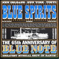 Home Play 2  好みの枠外  /  BLUE SPIRITS  Blue spirits The 65th anniversary of Blue Note