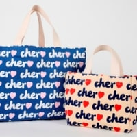 『X-girl Stages 2009 F&W』 & 『cher 09-10 A/W』 ふろく