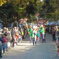杉並花笠祭り