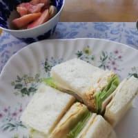 レモンペパーミックスDE玉子サンド