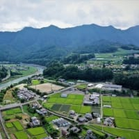 新型コロナウイルス感染症対策本部会議&上生坂上空からの風景