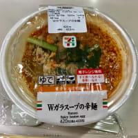 辛麺(コンビニ版)