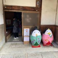 「町家の雛めぐりと壷阪寺大雛曼荼羅」鑑賞