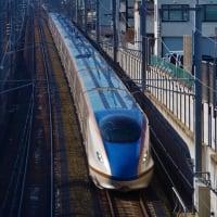 北陸新幹線(12/21):F29編成試運転