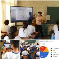 2021年9月14日 奈良県橿原市立大成中学校での実践