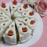 ダブルチーズケーキ