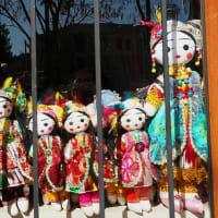 National costume doll☆サマルカンドの街角から