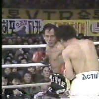 続「ボクシング 10年」PartⅥ(ユーリ時代幕開け前夜)