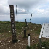 日本百名山 伊吹山