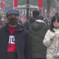 "【nhk news web】    1月24日 4時07分、""""新型ウイルス肺炎 中国で死者18人に 春節控え厳重警戒"""""
