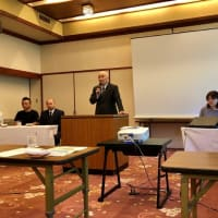 筑波山江戸屋協力会に出席しました。