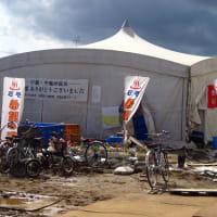 震災10年雑感(その5)~避難所で舞囃子、とプロのボランティアのこと