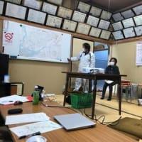 石巻市稲井集落で第3回集落ぐるみの鳥獣害被害対策勉強会を開催しました。