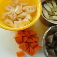根菜たっぷり炒り鶏☆岐阜クッキングアンバサダー